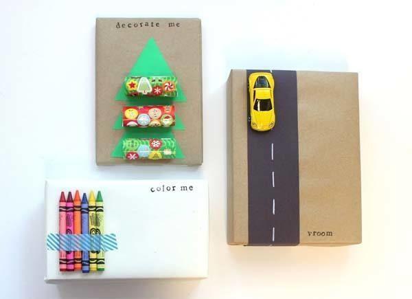 Manualidades infantiles originales para el d a del padre 2015 - Envoltorios regalos originales ...