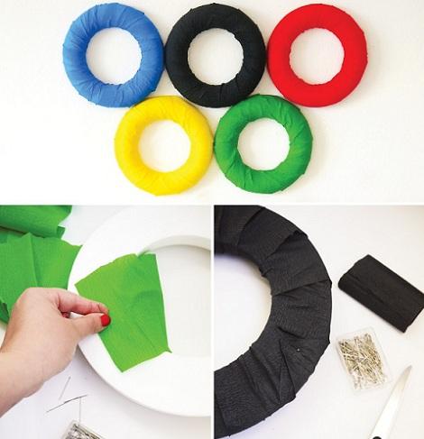 olimpiadas 2012 aros