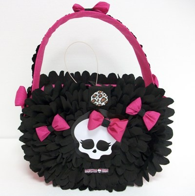 Piñata bolso de Monster High