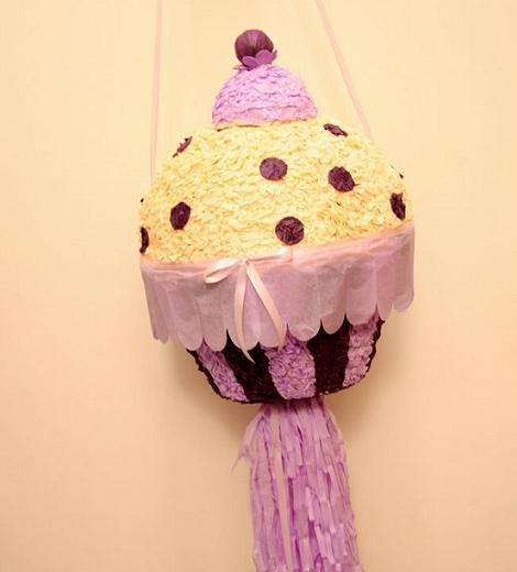 piñatas originales cupcake