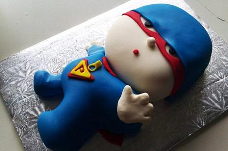 Pocoyó Superman