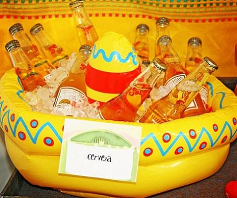 fiesta mexicana cerveza