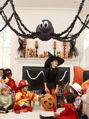 odeas fiesta halloween lampara