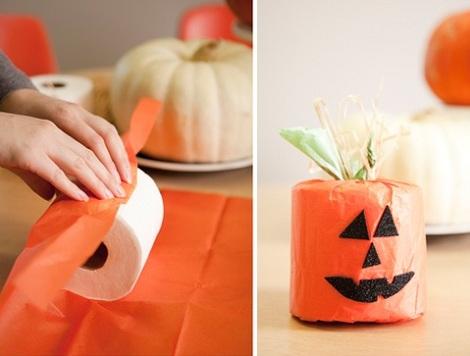 Manualidades de Halloween para niños papel