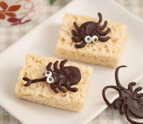 recetas halloween decoración