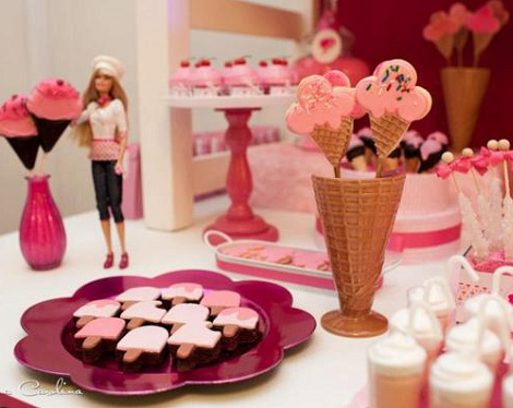 Fiesta de Barbie