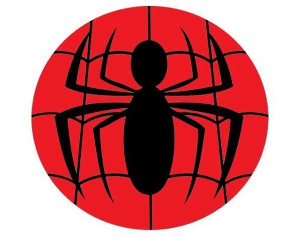 logotipo spiderman: