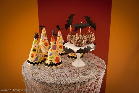 Gorritos Halloween