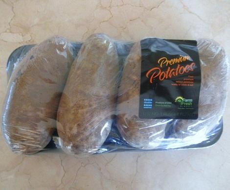 bolsas de cumpleaños personalizadas patatas