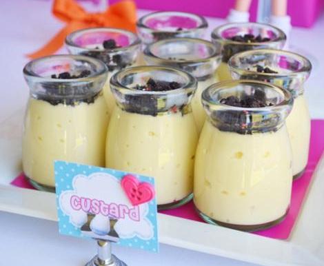 cumpleaños lalaloopsy yogures