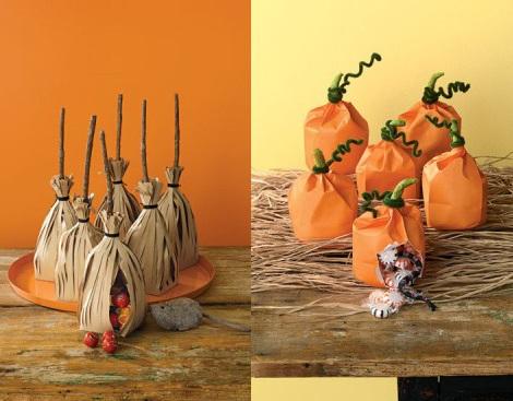 bolsas halloween papel