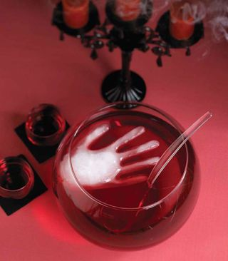 ideas halloween bebidas ponche