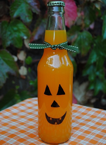 ideas halloween bebidas rotulador