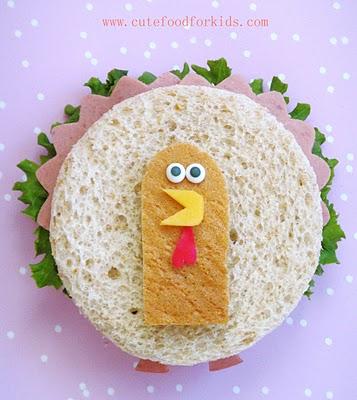 receta accion gracias sandwich
