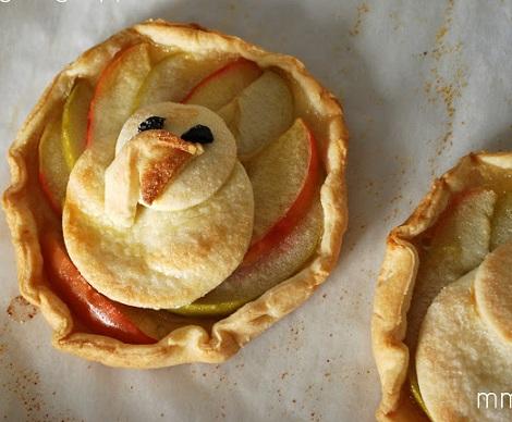 recetas accion gracias tarta manzana