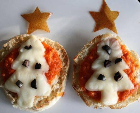 recetas navidad tostas