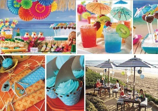 ideas-para-preparar-fiesta-hawaiana-infantil