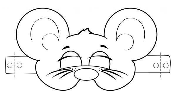 mascara-de-raton-para-colorear