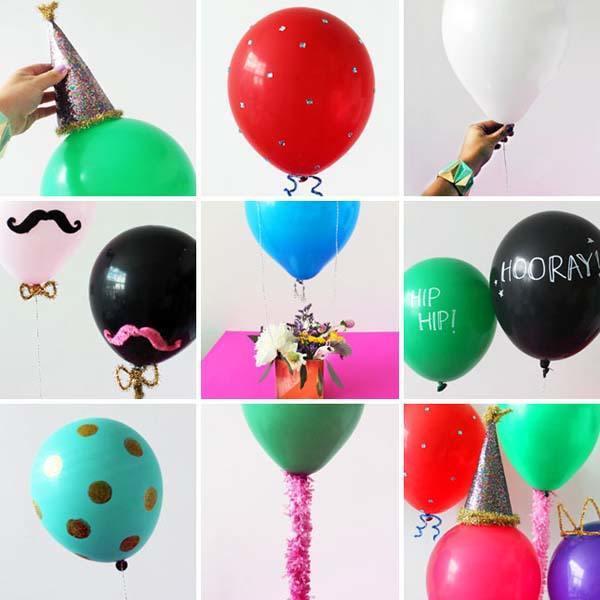 5 ideas para decorar con globos tu fiesta infantil for Decoracion de globos para fiestas infantiles paso a paso