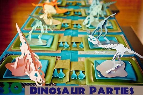 ideas-para-decorar-una-fiesta-infantil-con-dinosaurios