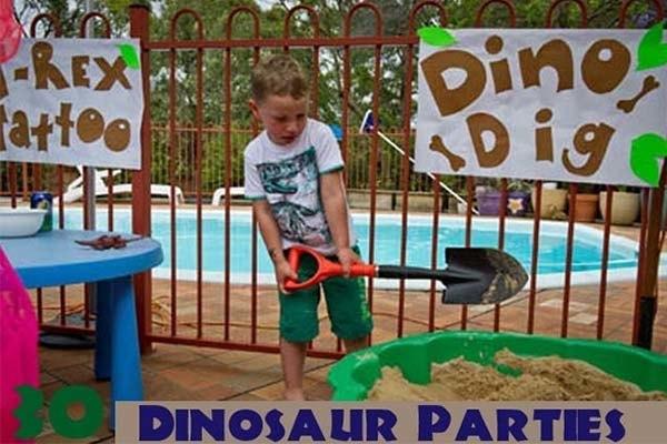 ideas-para-una-fiesta-infantil-con-dinosaurios