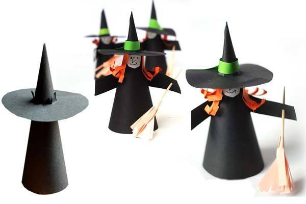 Manualidades halloween infantil ideas f ciles para ni os for Decoracion de unas halloween