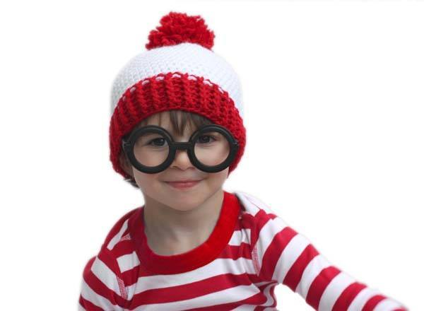 disfraces de wally para ninos