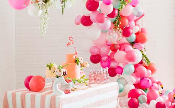 decoracion-de-fiesta-con-globos