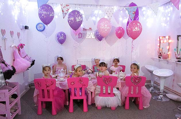 Ideas para decorar una fiesta de princesas - Ideas para decorar fiestas ...